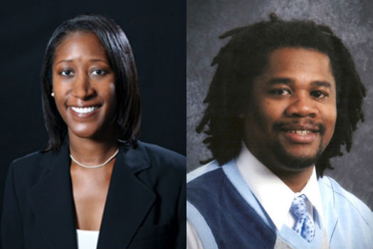 Honorees: Stefanie Bowers & Jason Edwards