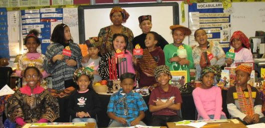 Academy for Scholastic and Personal Success Iowa Who We Are Expansion Kwanzaa Activity