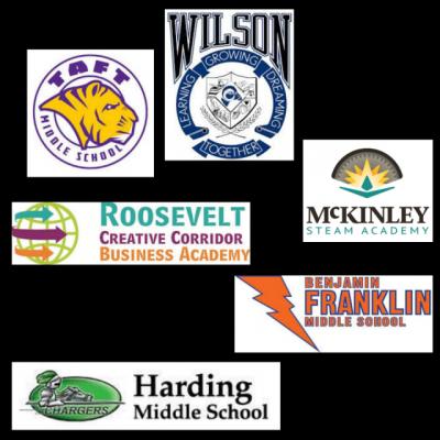 AAAP School Logos