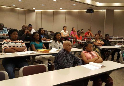 2017 Summer Session Parent Orientation at Mt Mercy University